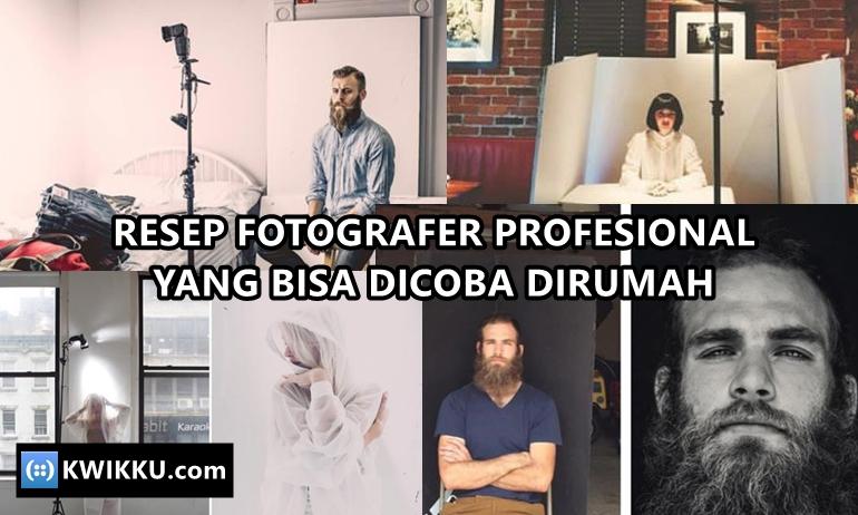 Ternyata Seperti ini Proses Pembuatan Karya KECE dari Fotografer Profesional yang Bisa Kamu Tiru