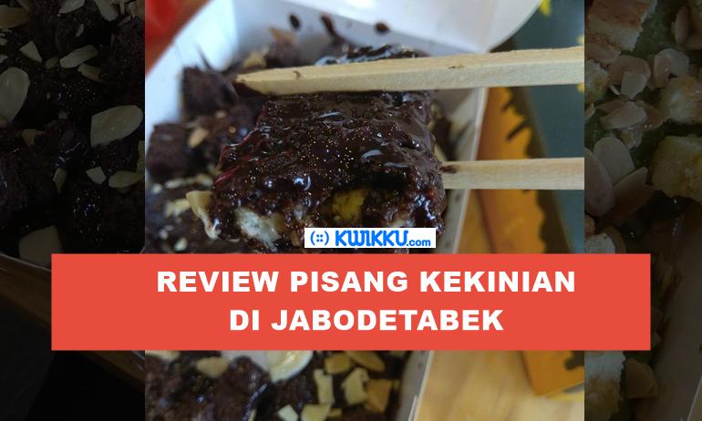 Review Jujur Pisang Kekinian Pisang Nugget dan Pisang Goreng yang Maknyus didaerah Jabodetabek