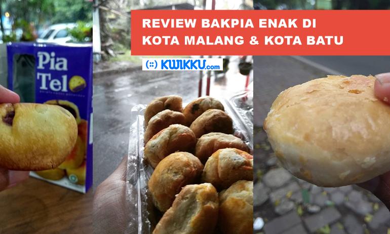 Review Bakpia Terenak di Kota Malang dan Kota Batu yang harus Kamu Coba