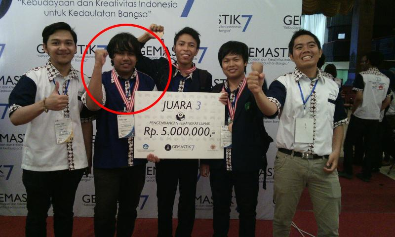 Pemuda Ambon Berprestasi Sang Kreator Aplikasi Lokal dari Indonesia Timur