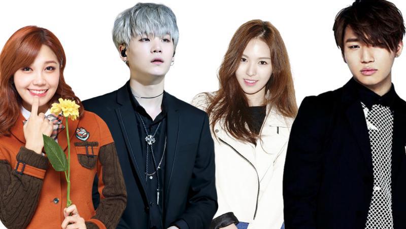 Tidak Direstui Keluarga 11 Penyanyi K-Pop Ini Tetap Sukses