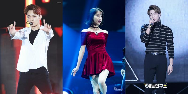 16 Bintang K-Pop Yang Dapat Mencapai Nada Tinggi Lebih Tinggi Daripada Janji-Janji Manis Mantan