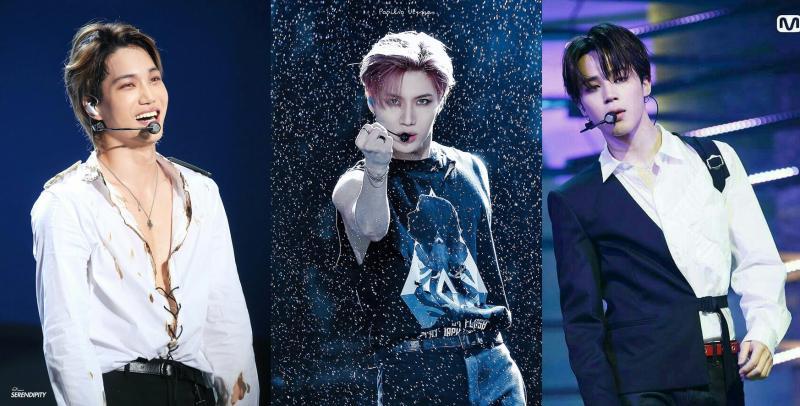 K-Pop Idol Yang Dengan Mudah Membuat Fancam Fansite Menjadi Viral