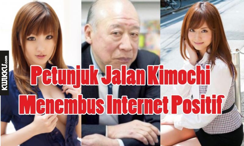 Petunjuk Jalan Kimochi Cara Menembus Internet Positif Demi Menghayati Jalan Hidup Kakek Sugiono
