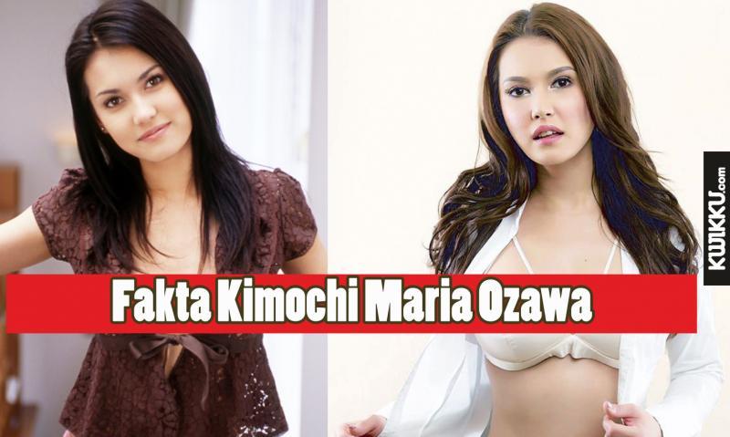 Fakta Kimochi Maria Ozawa Memulai Karir Ikeh Saat Remaja Hingga Tidak Suka Otong Gede