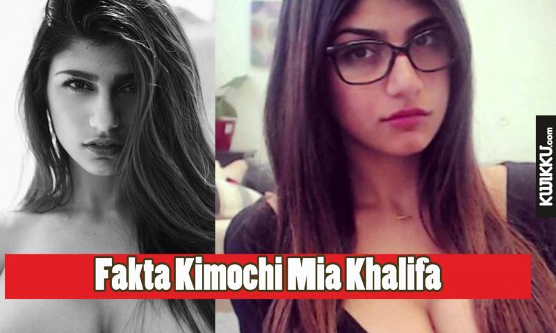 Fakta Kimochi Rahasia Mia Khalifa Di Dunia Film Dewasa dan Masa Lalunya