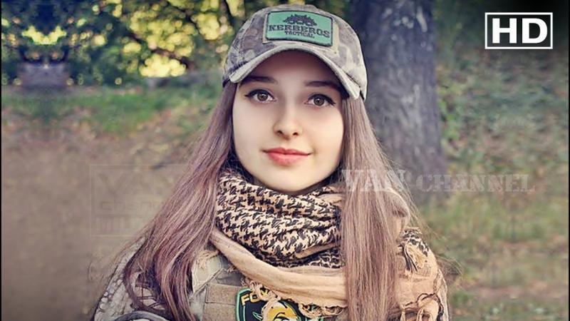 Elina Deligioz Tentara Cantik Amerika Serikat Dalam Sejarah