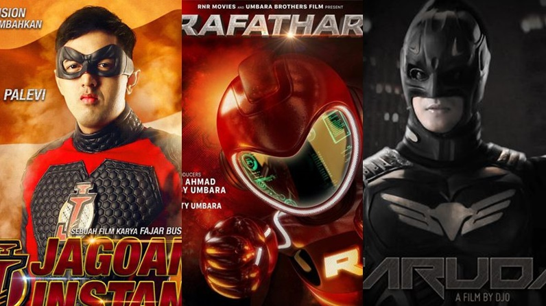 Miris Guys 5 Film Indonesia Ini Biaya Produksinya Mahal tapi Gak Laku