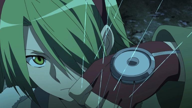 Bukan Pedang atau Senjata Api Tokoh-tokoh Anime Ini Bersenjatakan Benang