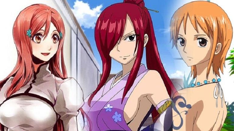 Awas Mimisan Ini 5 Tokoh Anime Paling Seksi dengan Tubuh Aduhay