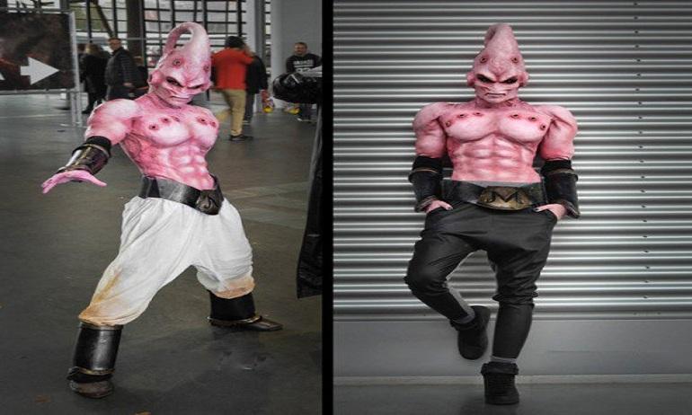 Cosplay Dragon Ball Terkeren Mirip Banget Sama Aslinya