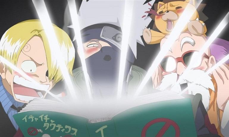 Ini 5 Keanehan yang Sering Terjadi dalam Anime