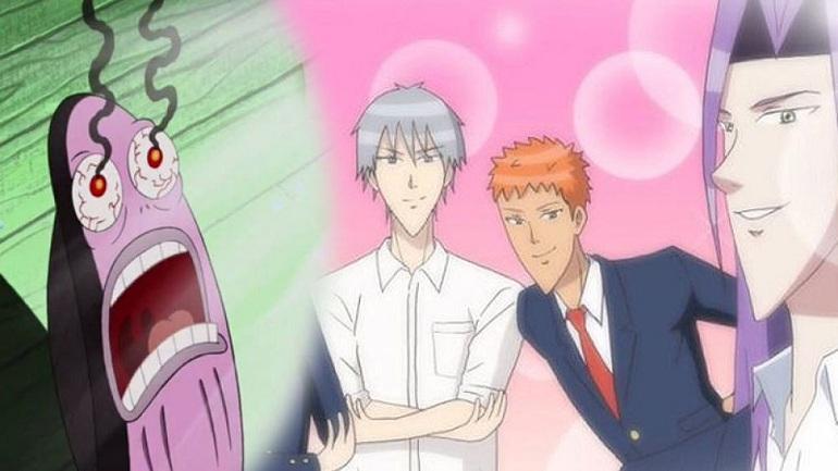 Anime-anime Koplak dengan Gaya Gambar Paling Aneh