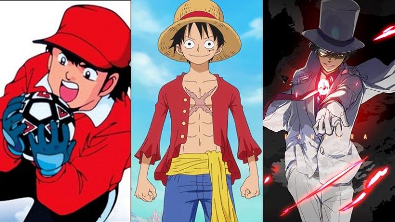 Deretan Tokoh Anime Ini Selalu Terlihat Memakai Topi Kwikku
