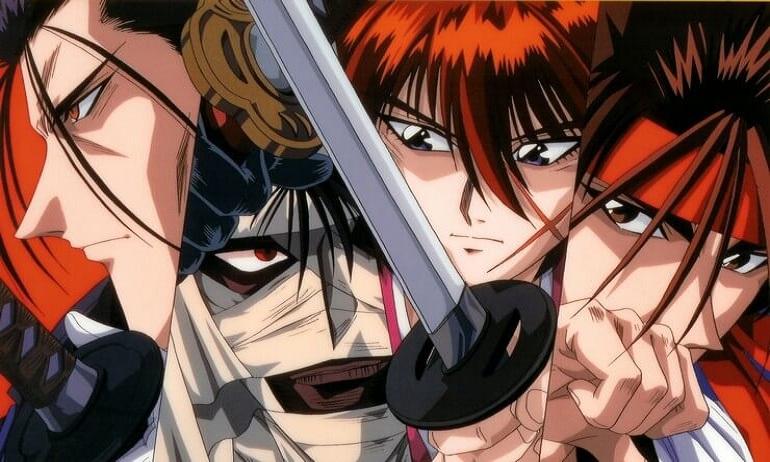 Tokoh-tokoh Terkuat dan Mematikan dalam Anime Samurai Rurouni Kenshin Battosai Peringkat Berapa