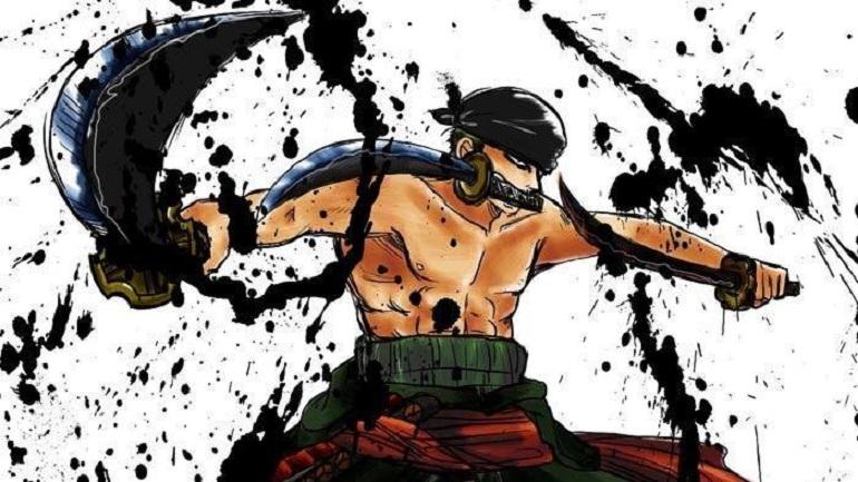 Zoro Tersaingi Para Tokoh Anime Ini Juga Gunakan Pedang Lebih dari Dua