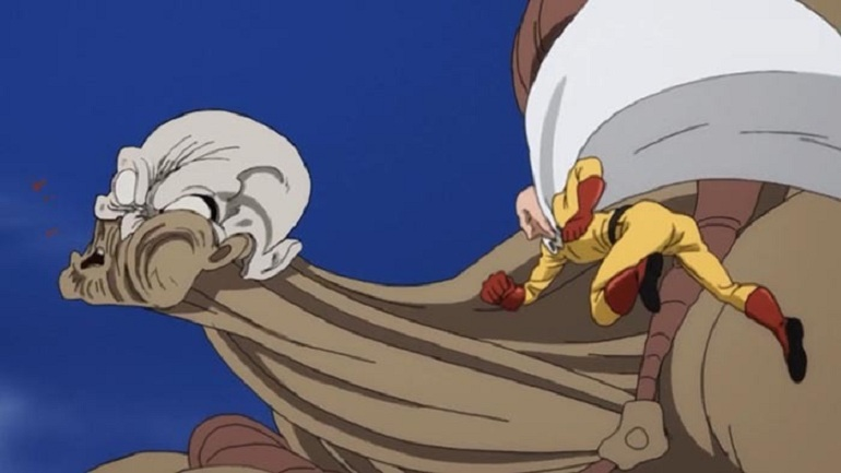 Awas Tewas Tokoh-tokoh Anime Ini Punya Tinju Tak Tertandingi dan Mematikan