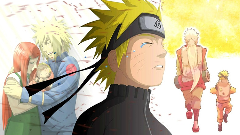 Ini Kematian Tokoh Tokoh Anime Naruto Yang Paling Bikin Sedih Kwikku