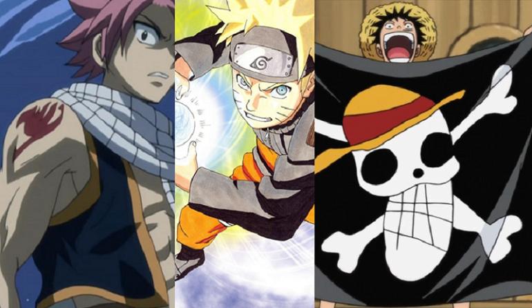 Simbol-simbol Paling Terkenal dalam Anime Sekali Lihat Langsung Tahu