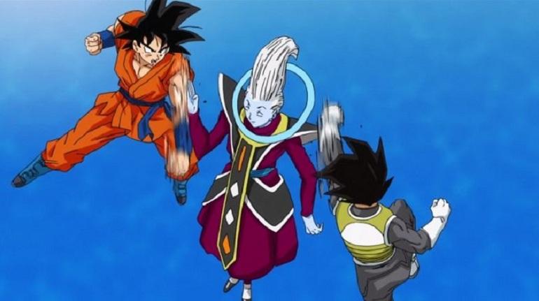 Super Kuat Ini Lho Kekuatan dari Para Malaikat di Dragon Ball Super
