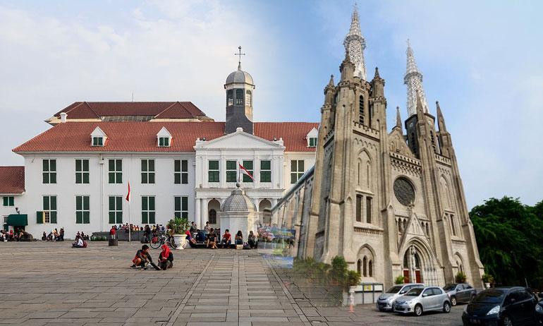 5 Bangunan Belanda yang Masih Berdiri Tegak sampai Sekarang