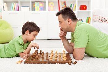 Penting Gak Sih Mengajarkan Olahraga Catur Pada Anak