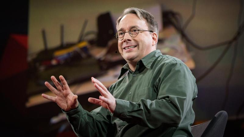 Ini Dia Deretan Fakta Keren Dari Linus Torvalds