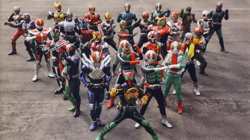 Nostalgia Generasi 90-an Pesan Menarik Yang Bisa Kita Petik Dari Kamen Rider