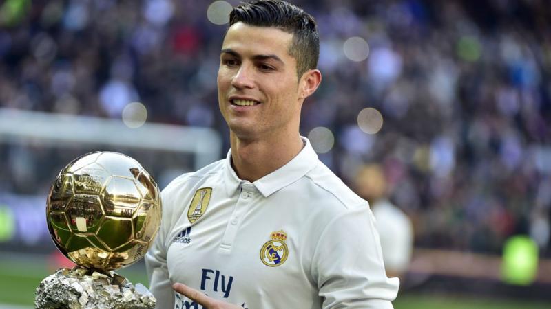Ini Dia Beberapa Fakta Mencengangkan Cristiano Ronaldo