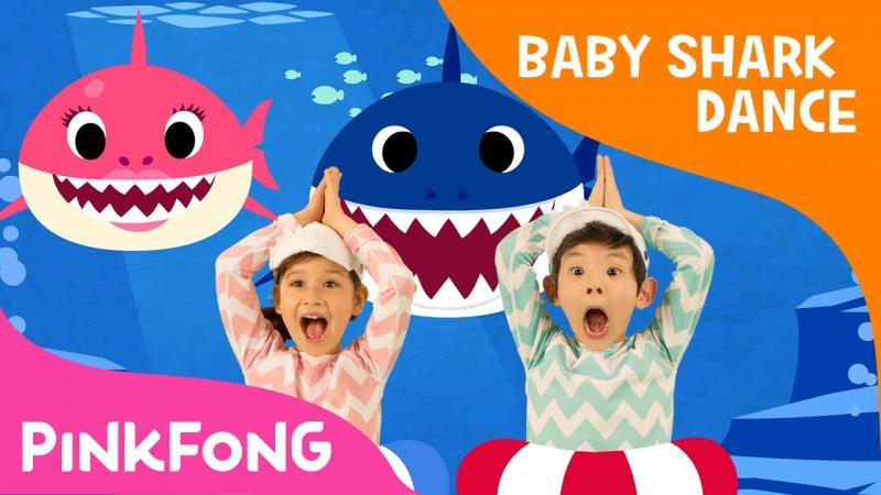 Lagu Baby Shark Ternyata Bukan Berasal Dari Korea