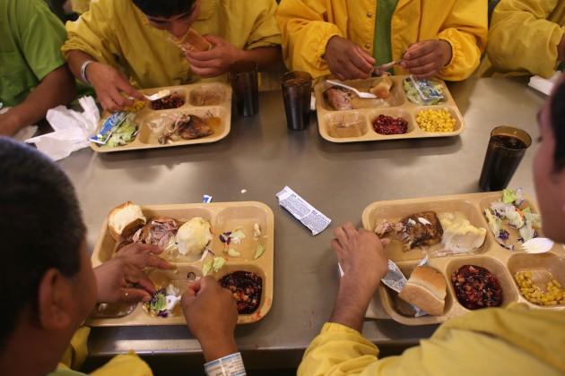 Menu Makanan Di Beberapa Penjara Ini Bakal Bikin Para Anak Kost  Ngiler