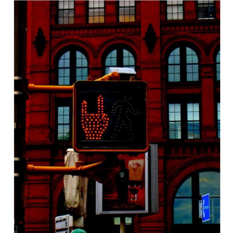 Tak Sekedar Merah - Kuning - Hijau 10 Lampu TL dari Berbagai Negara Ini Miliki Gambar Unik
