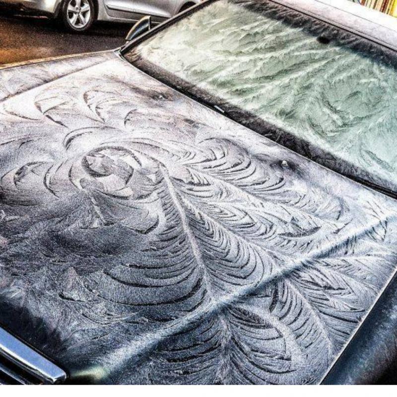 Bikin Takjub Ini Penampakan Cuaca Ekstrem Yang Ciptakan Karya Seni