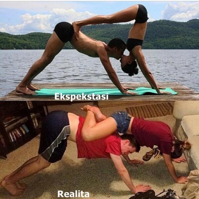 Butuh Keterampilan 11 Pose Ini Bukti Gerakan Yoga Sulit