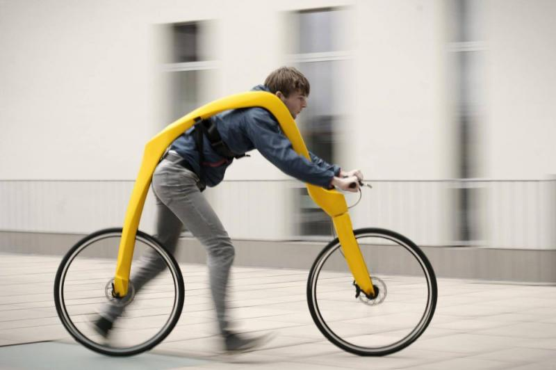 10 Sepeda Modifikasi Unik Ini Jamin Gowesmu Makin Keringatan