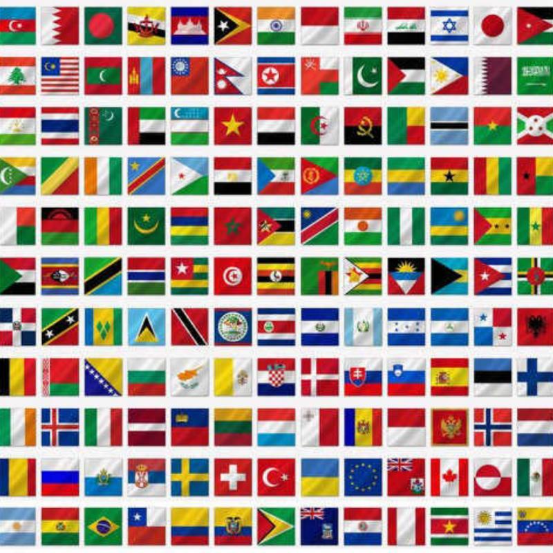 Tak Banyak yang Tahu Ini 5 Bendera Unik Di Dunia