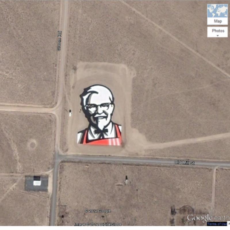 Misterius 7 Lokasi Unik Ini Telah Ditemukan Google Earth