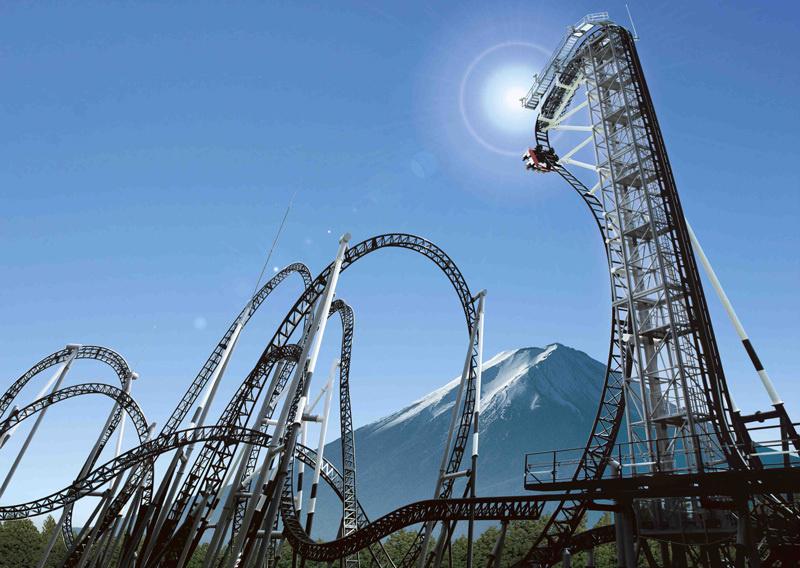 Cocok Untuk Pecinta Tantangan Rute 4 Roller Coaster Ini Nggak Nyantai Banget