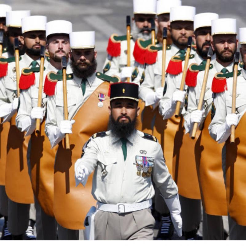 Tak Banyak yang Tahu Ini 7 Seragam Tentara Unik Berbagai Negara