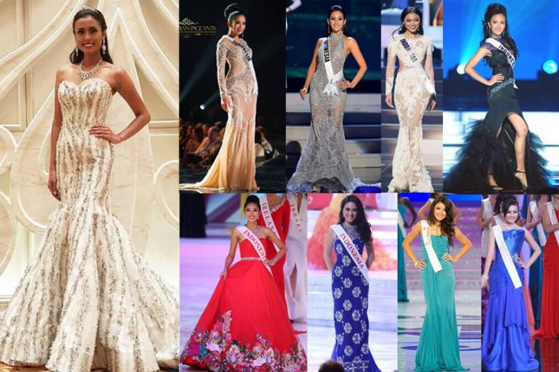 Deretan Puteri Indonesia yang Sukses di Ajang Miss Universe