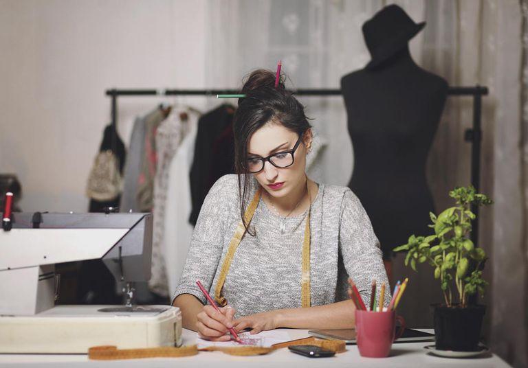 Tidak Sekolah Desain Tapi Bisa Jadi Fashion Designer Emang Bisa