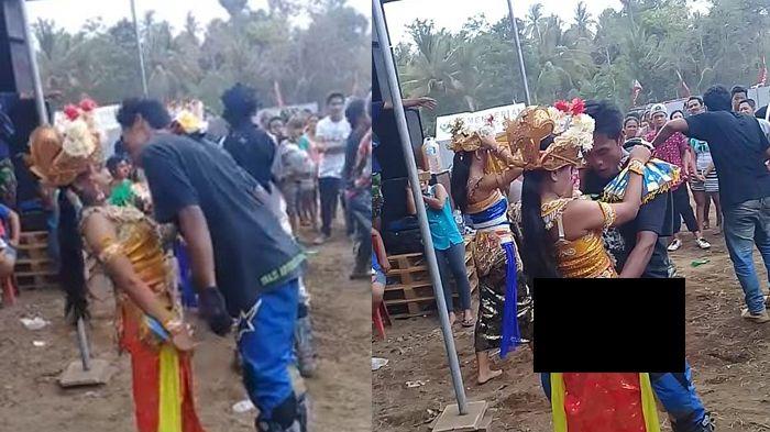 Menari di Acara Amal Para Penari Bali Malah Dilecehkan Oleh Sekelompok Anak Muda Warganet Mulai Mengecam