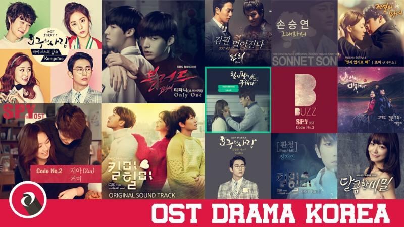 Kalau Denger OST Drama Korea Ini Jadi Pengen Nonton Filmnya