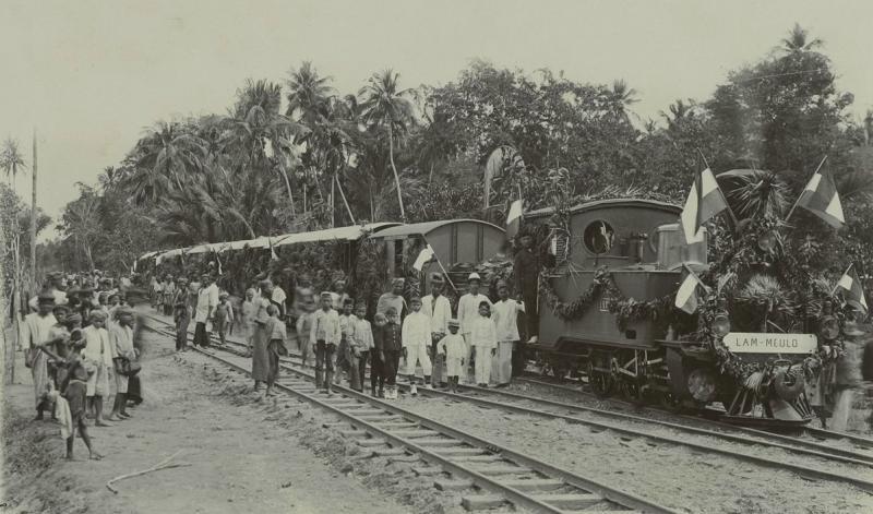 Suka Banget Naik Kereta Api Saat Travelling Ketahui Dulu nih Sejarahnya Sampai Ada yang Menelan 26000 Korban Jiwa