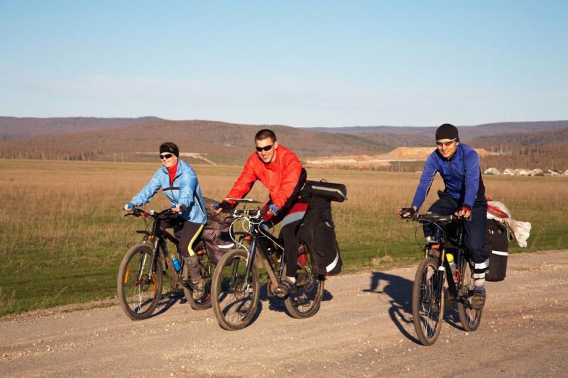 Dengan Sepeda Pedal Kamu Bisa Mengelilingi Dunia Sekalipun