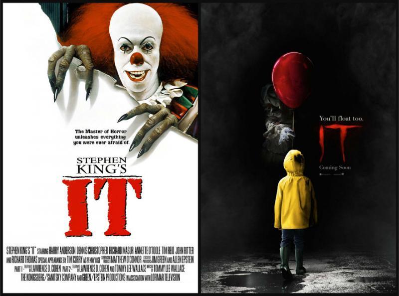 Re-make Film Hollywood Ini Perbedaan Poster Lama dan Baru