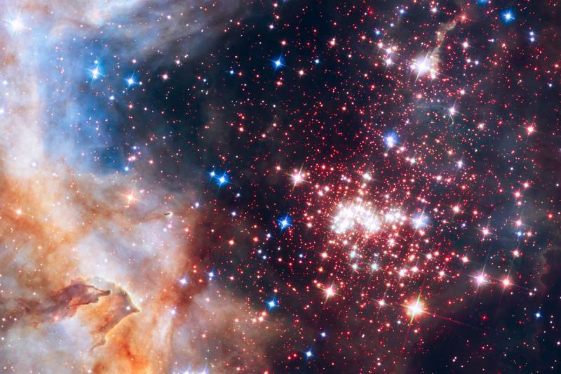 Penampakan Luar Angkasa oleh Teleskop Hubble Buktikan Jagat Raya itu Luas Tiada Terkira
