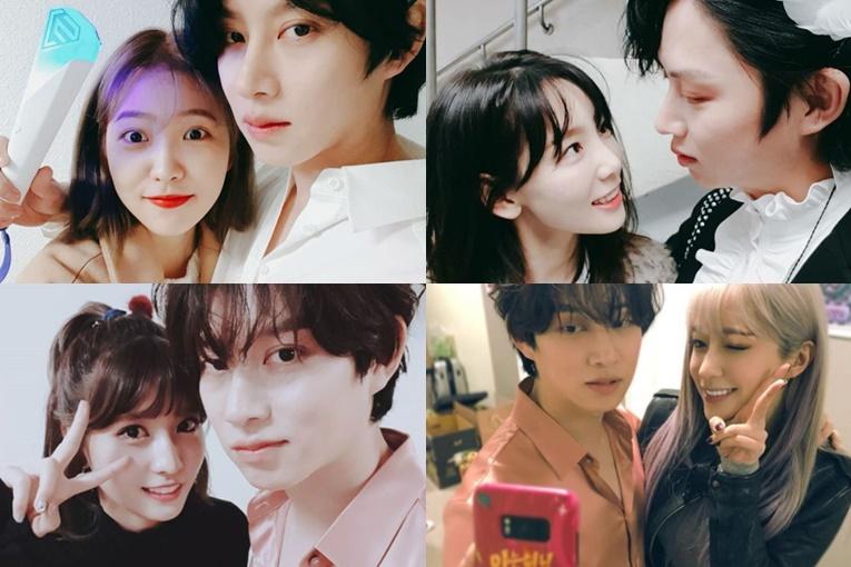Meski Lawan Jenis 5 Idol Kpop Ini Masih Bersahabat Baik