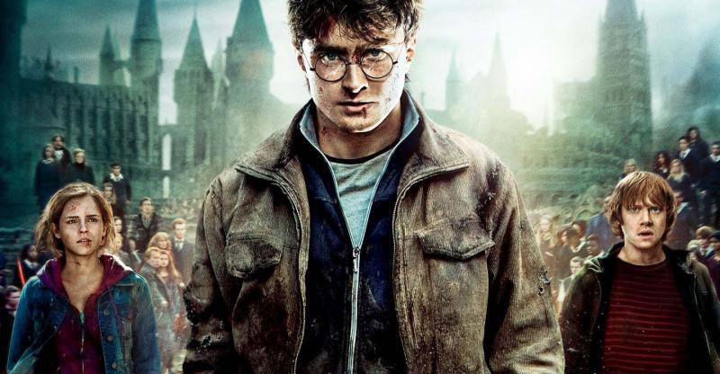 Remake Poster Harry Potter Versi Horor Kesannya Malah Serem Banget