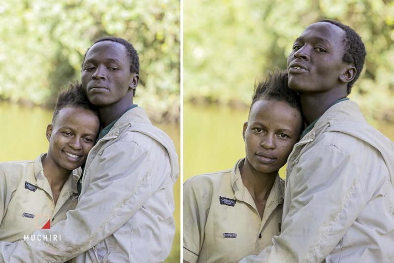 Diluar Dugaan Fotografer Ini Sulap Pasangan Jalanan Jadi Layaknya Model Fesyen